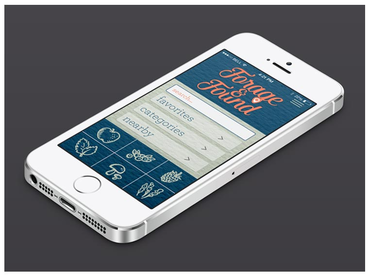 Forage & Found App