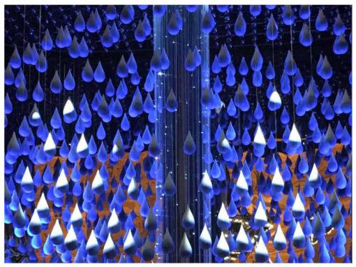 Water Ripples by Stella Artois